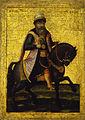 Equestrian portrait of Tsar Mikhail Fedorovich - Google Cultural Institute.jpg