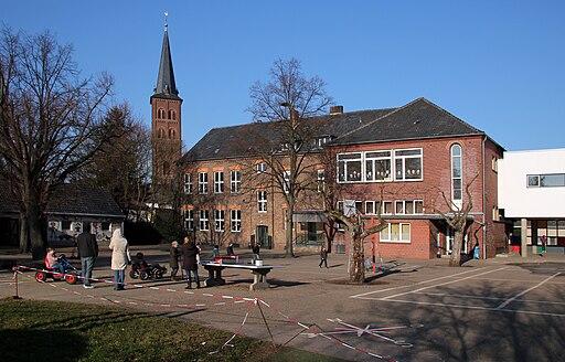 Erftstadt Bliesheim Erich Kästner Grundschule
