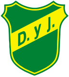Escudo del Club Defensa y Justicia.svg