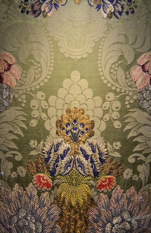 Mosel de la arte mayor de la seda