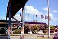 Estación de Servicio Ancap. Vista del lado Sur de La Ciudad de la Costa desde Avenida Giannattasio - panoramio (2).jpg
