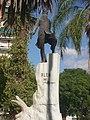 Estatua de Leandro N. Alem en Zárate.jpg