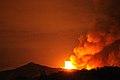 Etna Volcano Paroxysmal Eruption July 30 2011 - Creative Commons by gnuckx - panoramio (2).jpg