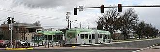 Emerald Express - Image: Eugene EMX 2