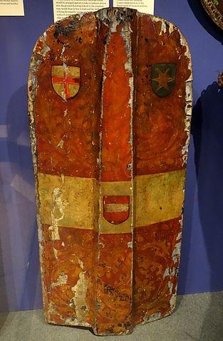 File:European pavise or infantry shield, late 15th century ...