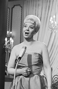 Eurovisie Songfestival 1962 te Luxemburg, voor Noorwegen Inger Jacobsen, Bestanddeelnr 913-6604.jpg