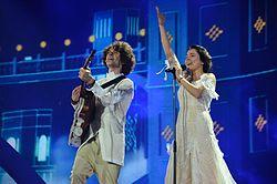 Eurovision Song Contest 2017, Semi Final 2 Rehearsals. Photo 260.jpg