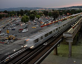 Evening train out of PH BART.jpg