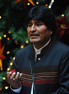 Evo Morales and the Catholic Church