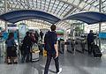 Exit faregates in ZBAA Terminal 3 Station (20170313104030).jpg