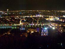 illumination lyon 8 décembre