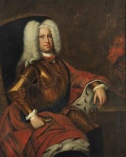 Christian August of Holstein-Gottorp, Prince of Eutin