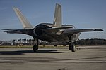 F-35B training aboard MCAS Beaufort 160308-M-BL734-835.jpg