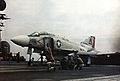 F-4J of VF-101 Det.66 is launched from USS America (CVA-66) in 1971.jpg