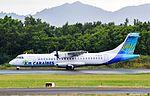 F-OIJH - Air Caraibes - AT72 - TFFF - Alignement (23929156979).jpg