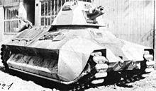 FCM 36 prototype - Credits : wikimedia commons