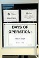 FEMA - 44150 - Signs at FEMA-State Disaster Center in Kosciusko, MS.jpg