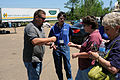 FEMA - 44178 - FEMA, State and County Officials at Disaster Center.jpg
