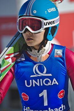 FIS Ski Jumping World Cup Ladies Hinzenbach 20170205 DSC 9985.jpg