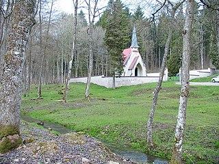 Bezonvaux Commune in Grand Est, France