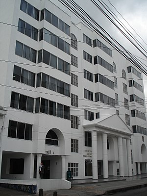 Saint Martin University - Image: FUSM Bogotá Torre 3