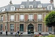 Façade du Lab-Labanque Photo Denis Toulet