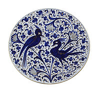 Faience Plate Melograno.jpg