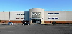 Fairview Pointe-Claire - Image: Fairview Pointe Claire 05a