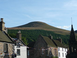 Lomond Hills - East Lomond or Falkland Hill