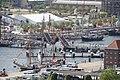Faltbrücke im Kieler Hafen (Kieler Woche) - panoramio.jpg