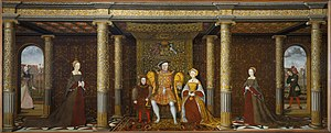 David Starkey - Starkey is well known for his historical analyses of Henry VIII and his Court