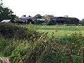 Farm buildings at Pentre perfa - geograph.org.uk - 532867.jpg