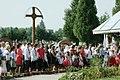Feast of Transfiguration in Sopiv, Ukraine 07.jpg