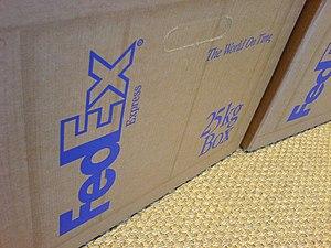 FedEx Box