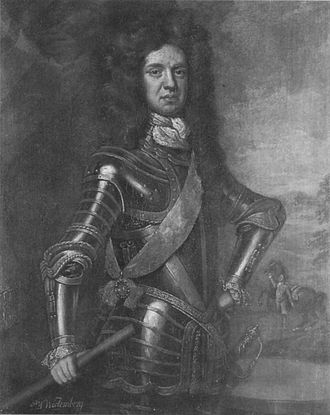 Battle of Steenkerque - Duke of Württemberg