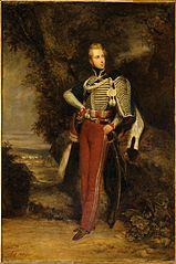 Portrait du duc d'Orléans