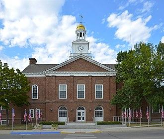 Fergus Falls, Minnesota - Fergus Falls City Hall