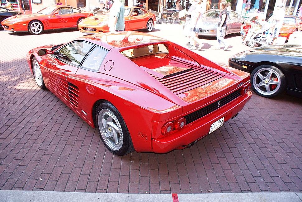 Ferrari F512M 1995 LSideRear CECF 9April2011 (14414477257)