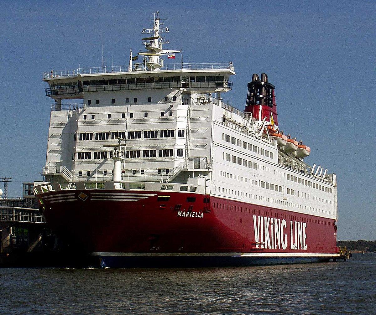 Vikingline Mariella