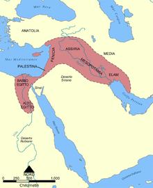 Mezzaluna Fertile Wikipedia