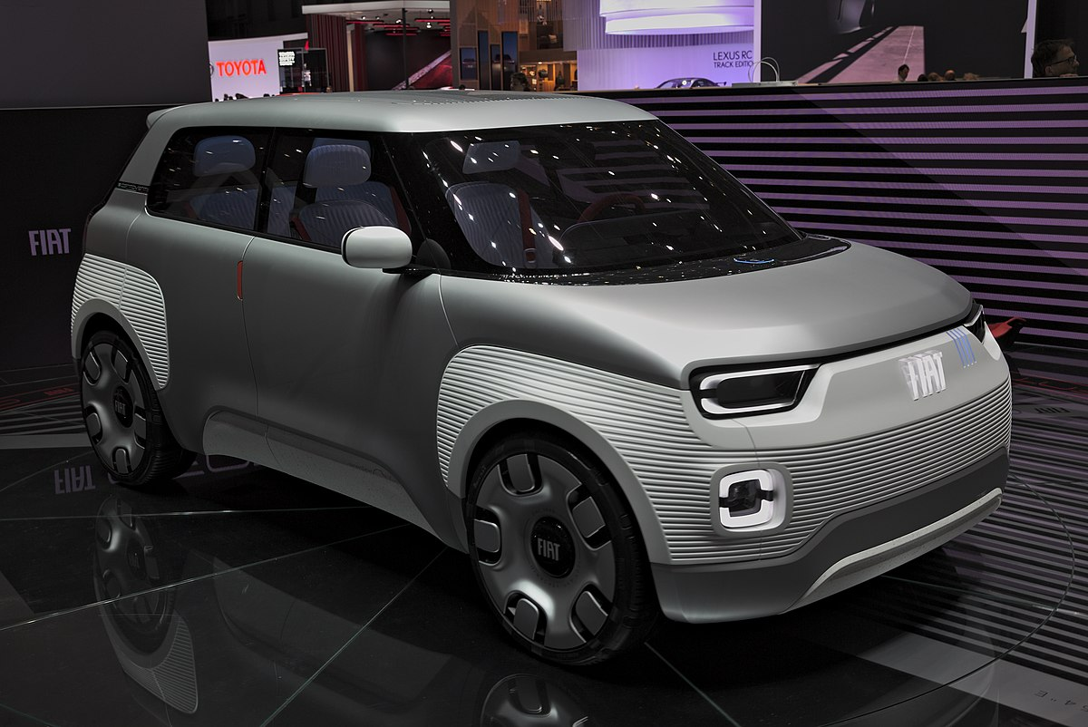 Px Fiat Centoventi Concept Genf Y A on Fiat 500 Electric Car