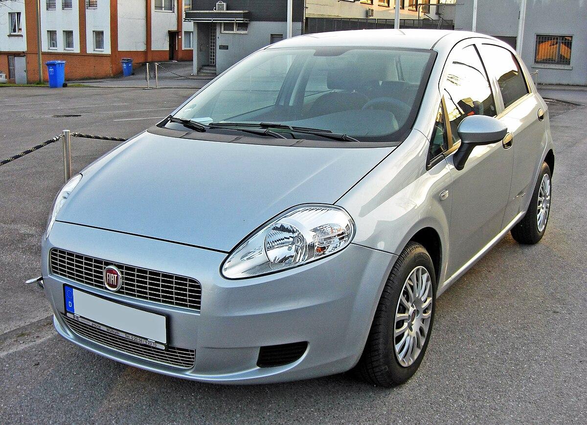 Fiat Grande Punto - Wikipedia