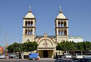 San Luis Río Colorado - Image: File parroquiasn