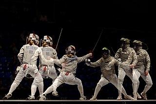 Sabre (fencing)