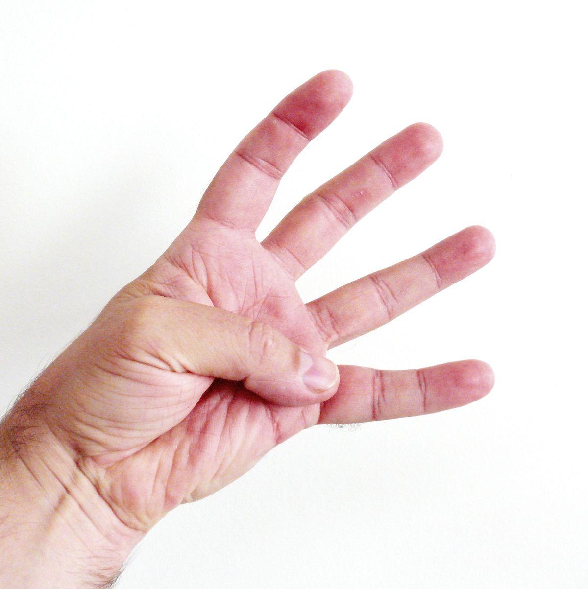 finger - Wiktionary