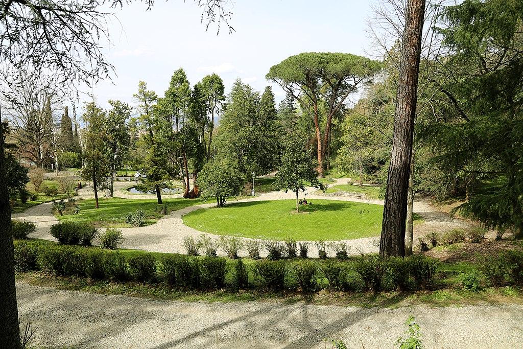 Firenze, giardini del bobolino, 07