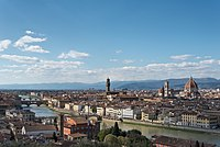 Firenze - Piazzale Michelangelo, Firenze, Italy - April 6, 2015 02.jpg