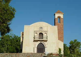 La Isabela - Replica of the first church of the Americas