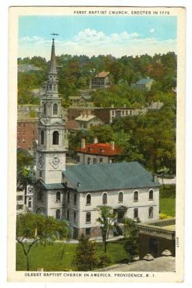 First Baptist Church Providence