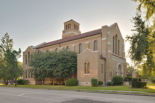 First Evangelical Church (Houston) church building in Texas, United States of America